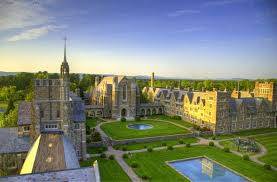 Most Beautiful College Campuses in The Us